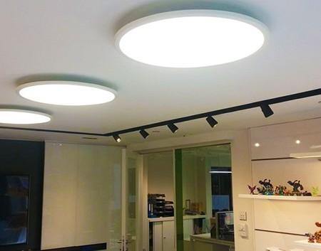 2 x 2 led pannel light for ceiling mech chem led big round panel lighting solution aloadofball Gallery